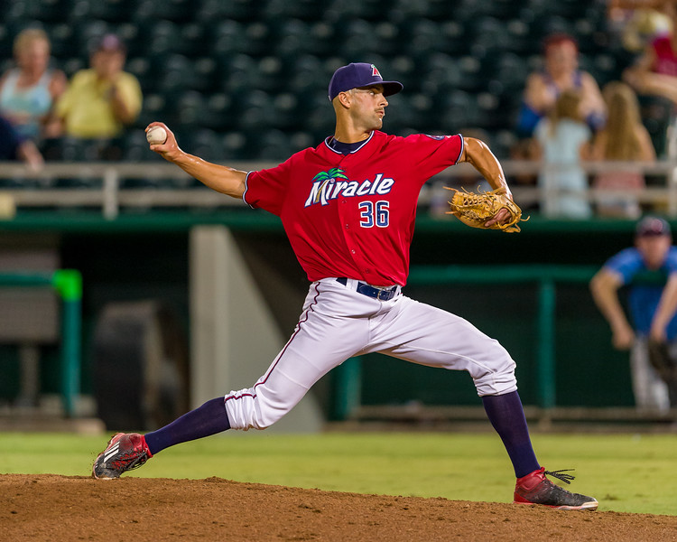 Miracle vs Stone Crabs 08/13/2016