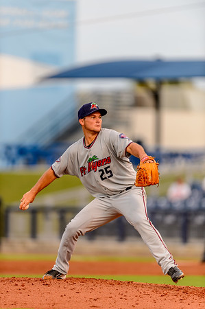 Miracle vs. Charlotte Stone Crab, Playoff Game 1