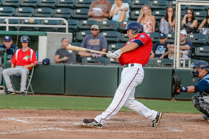 Ft. Myers Miracle vs. Charlotte Stone Crabs 5/24/2013