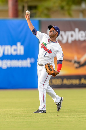 Miracle vs Clearwater Threshers 07/25/2013
