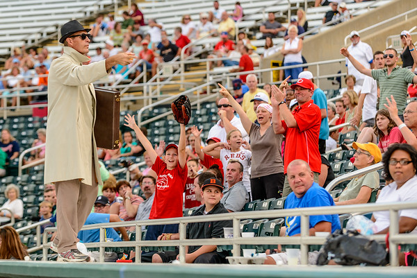 Miracle vs Clearwater Threshers 07/26/2013