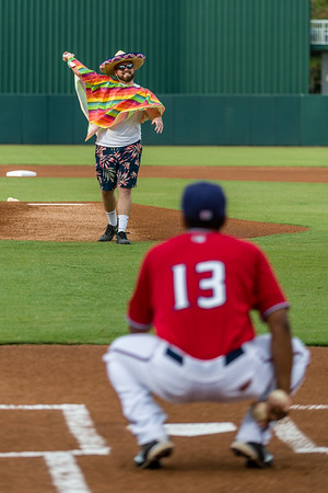 Miracle vs. Clearwater 07/30/2014