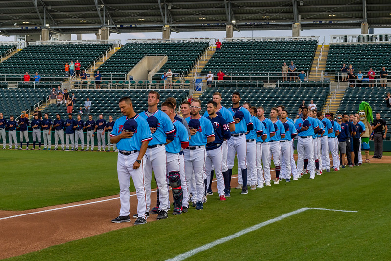 Miracle vs Stone Crabs 04/04/19