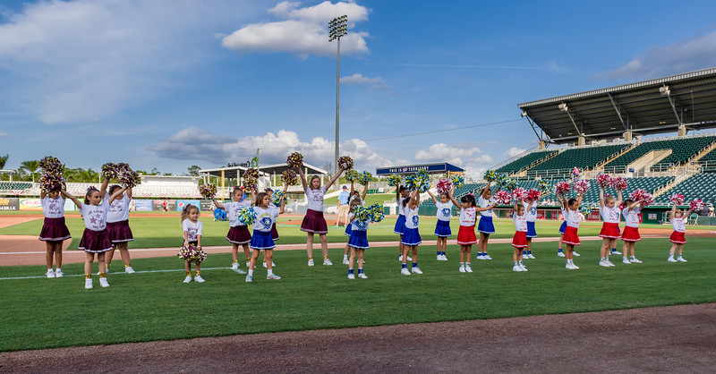 Miracle vs Fire Frogs 04/20/17