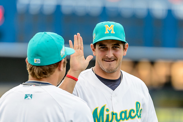 Miracle vs. St. Lucie 8/11/2012
