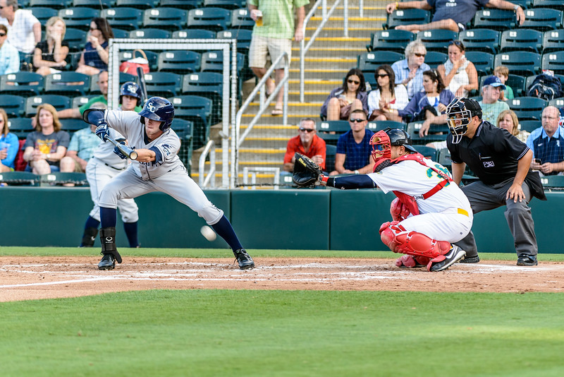 Ft. Myers Miracle vs Charlotte Stone Crabs