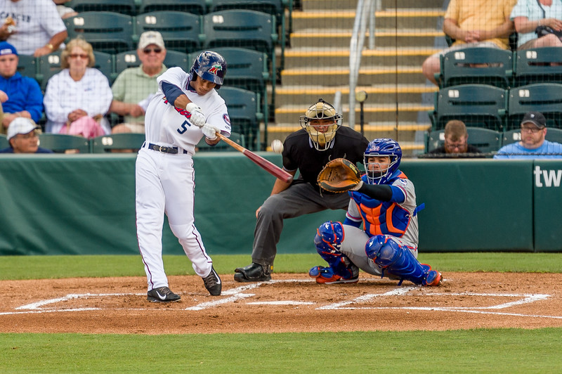 Miracle vs St. Lucie Mets 04/19/2014