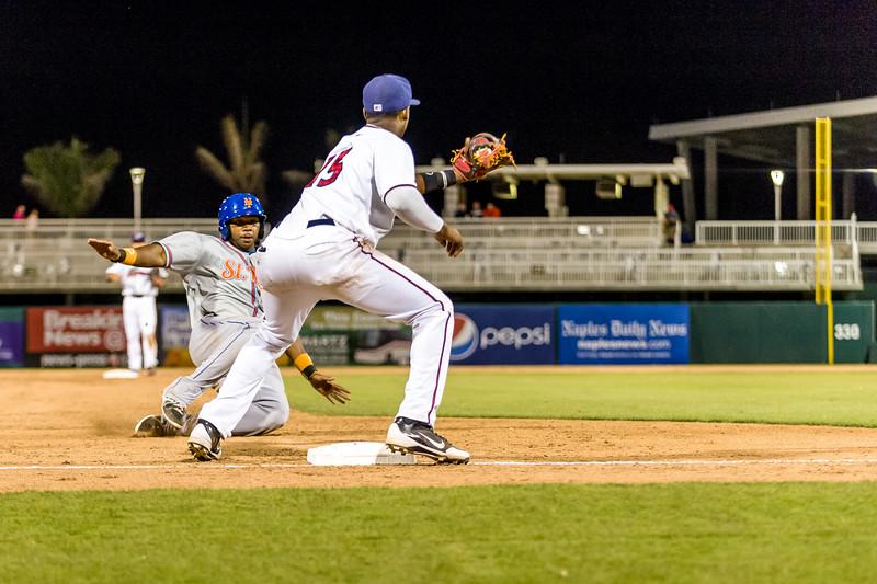 Miracle vs St. Lucie Mets 04/19/2014