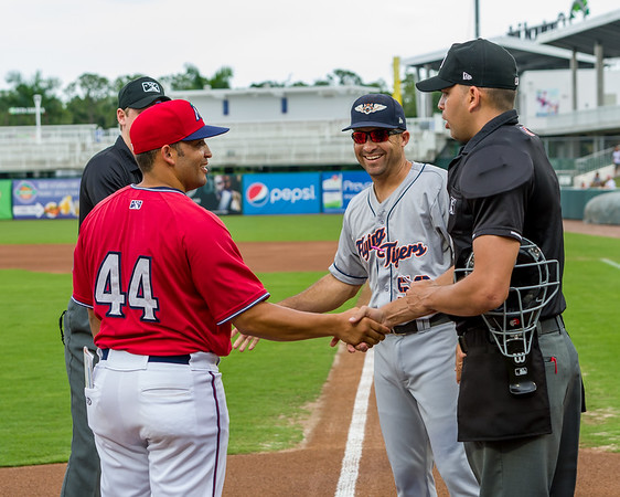 Miracle vs Flying Tigers 06/30/2018