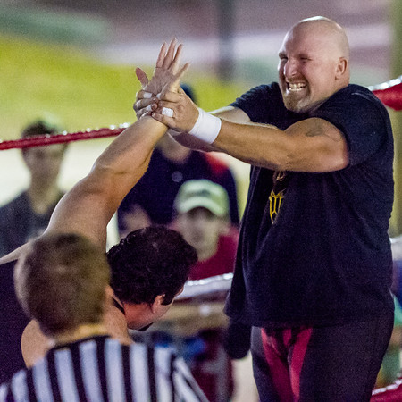 Miracle After-Game Wrestling 04/25/2014