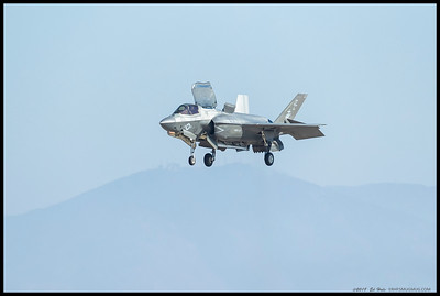 It is always interesting watching how this latest take on VTOL, now in the F-35B Lightning II, allows jets to do what was once deemed impossible.  Of course like everything there is a price, both in fuel and the capital to build it in the first place.