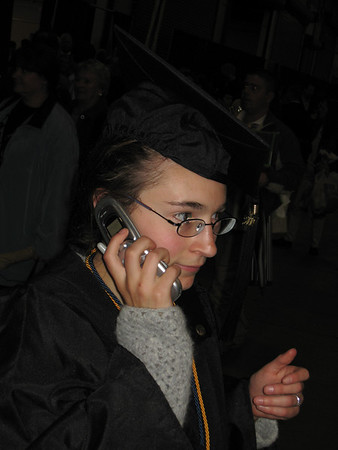Mira's Graduation Simmons College 5/19/07