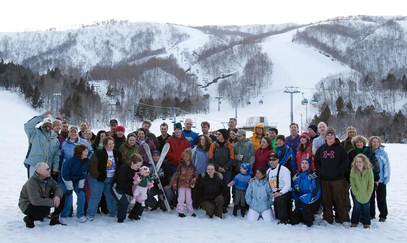 Misawa Mogul Mashers ski & snow board club