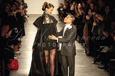 New York Fashion Week-Zang Toi, New York, NY