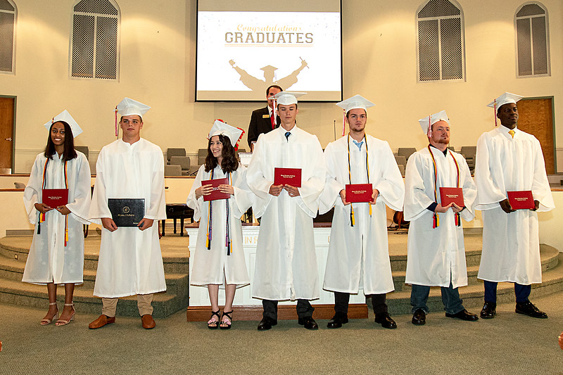 Grace Christian Academy Class of 2019 Commencement