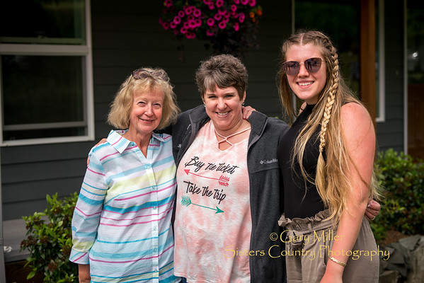 Carter Kunert's HS Graduation Gathering and Campout © 2019 Gary N. Miller, Sisters Country Photography