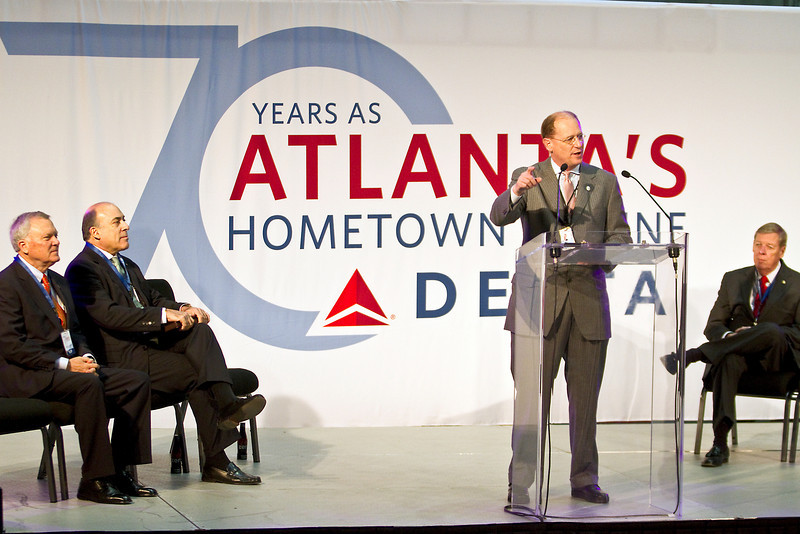 Richard H. Anderson, Delta Air Lines Chief Executive Officer