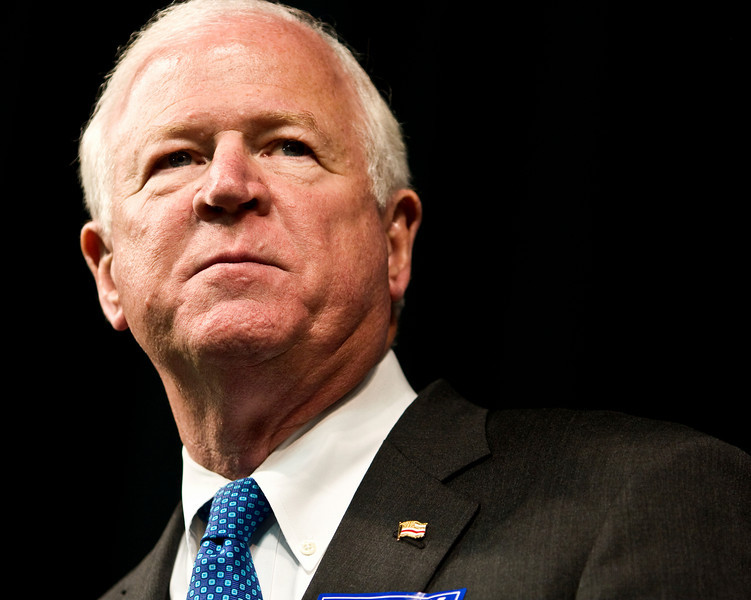 U.S. Sen. Saxby Chambliss, R-Ga., a member of the Senate Armed Services Committee