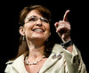 Alaska Governor, Sarah Palin visits Georgia to support Senator Saxby Chambliss' re-election campaign.
