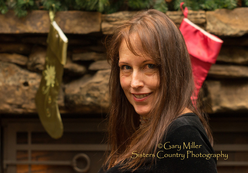 Image taken at the Shibui Spa staff Christmas Party  - Fivepine Conference Center, Sisters, Oregon - December 16, 2012 - Gary N. Miller - Sisters Country Photography