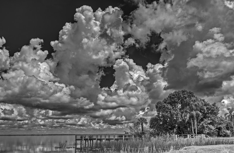 Location - Lake Wahington - Melbourne, FL