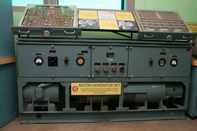 • Launch 26 Blockhouse<br /> • Motor-Generator Set