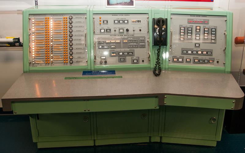 • Museum Exhibit Hall<br /> • Launch Complex 19 Console