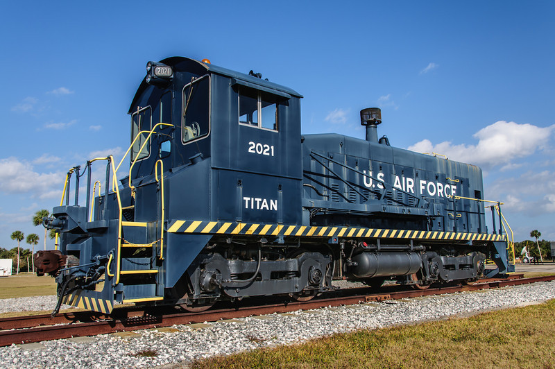 • Air Force Space and Missile Museum surrounding grounds<br /> • Titan Locomotive
