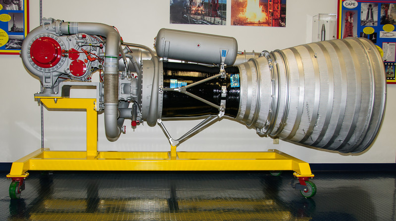 • Museum Exhibit Hall<br /> • Atlas Booster Engine