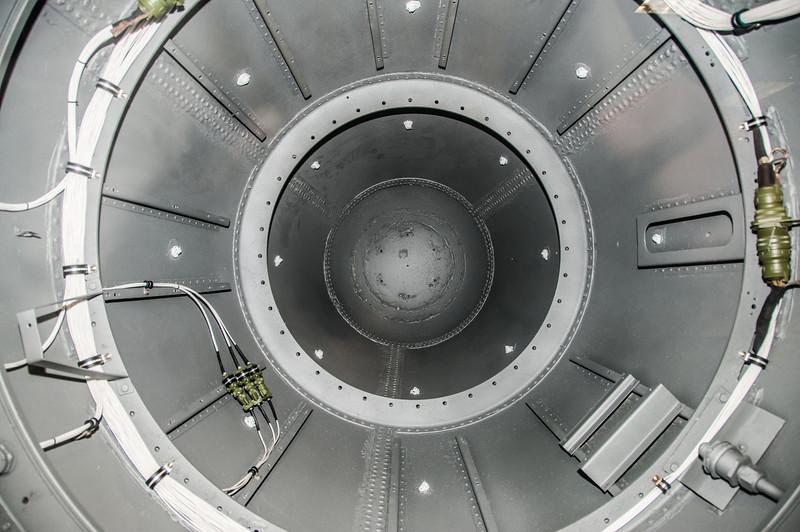 • Museum Exhibit Hall<br /> • Atlas Booster Engine
