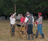 Battle of Narcoossee Mill Civil War re-enactments