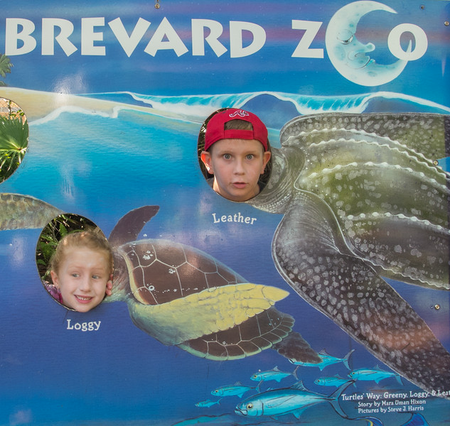 • Location - Brevard Zoo<br /> • Who is that?  Josh Moyel and Sadie Rose Chaney