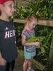 • Location -Brevard Zoo<br /> • Josh had enough feeding the Lorikeet, but Sadie didn't