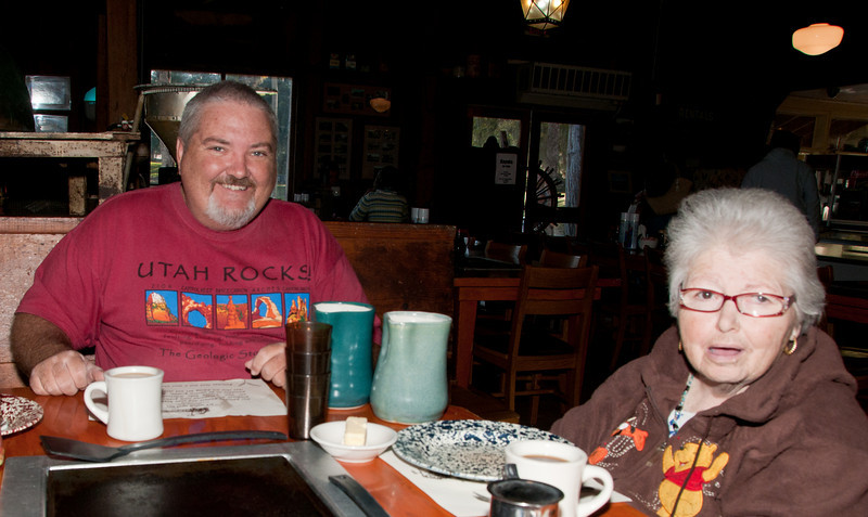 • DeLeon Springs State Park<br /> • Old Spanish Sugar Mill Restaurant<br /> • Robert Wicker and his mother Helen