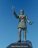 • Location - Juan Ponce de Leon Landing Park<br /> • Juan Ponce de Leon Statue