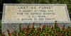 •Veterans Memorial Island Sanctuary at Vero Beach<br /> • A memorial stone in memory of fallen troops