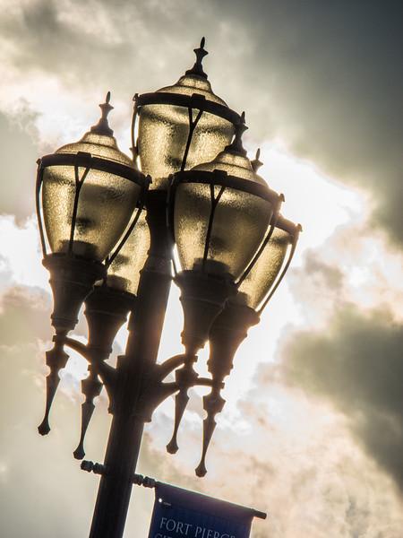 • Historic Ft Pierce<br /> • Interesting trio of lights