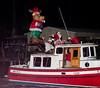 Grand Canal Boat Parade in Satellite Beach, Florida