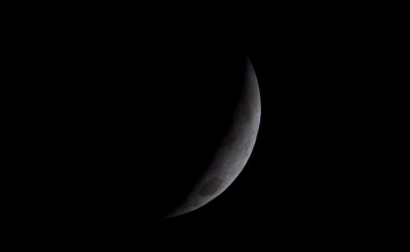 • Lunar Eclipse Photo December 21, 2010<br /> • Time - 3:28 AM