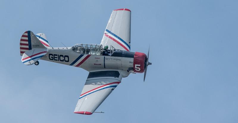 GEICO Skytypers aerobatics team