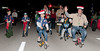 Christmas Parade in Downtown Melbourne, Florida