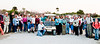 Group photo of the participants for the Viera Wetlands Moonlight walk