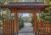 • Morikami Museum and Japanese Gardens<br /> • Entrance way to one of the gardens