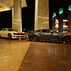 VIP parking at the Choctaw Casino in Oklahoma