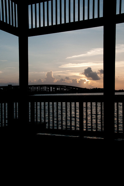 Sunrise at Cocoa Village