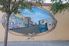 Cocoa Village Wall Painting