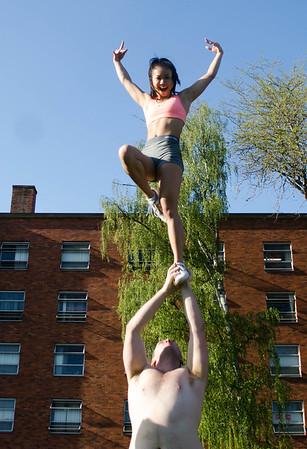 Stunt around 4-17-15