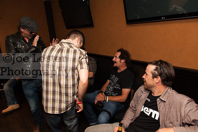 Cast Memebers of Son's of Anarchy at the Boot Ride event in Hollywood, CA. 8-26-12