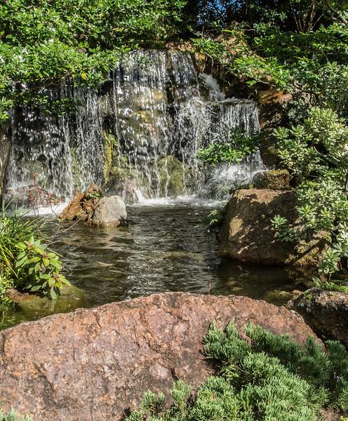• Location - Morikami Museum<br /> • Waterfalls