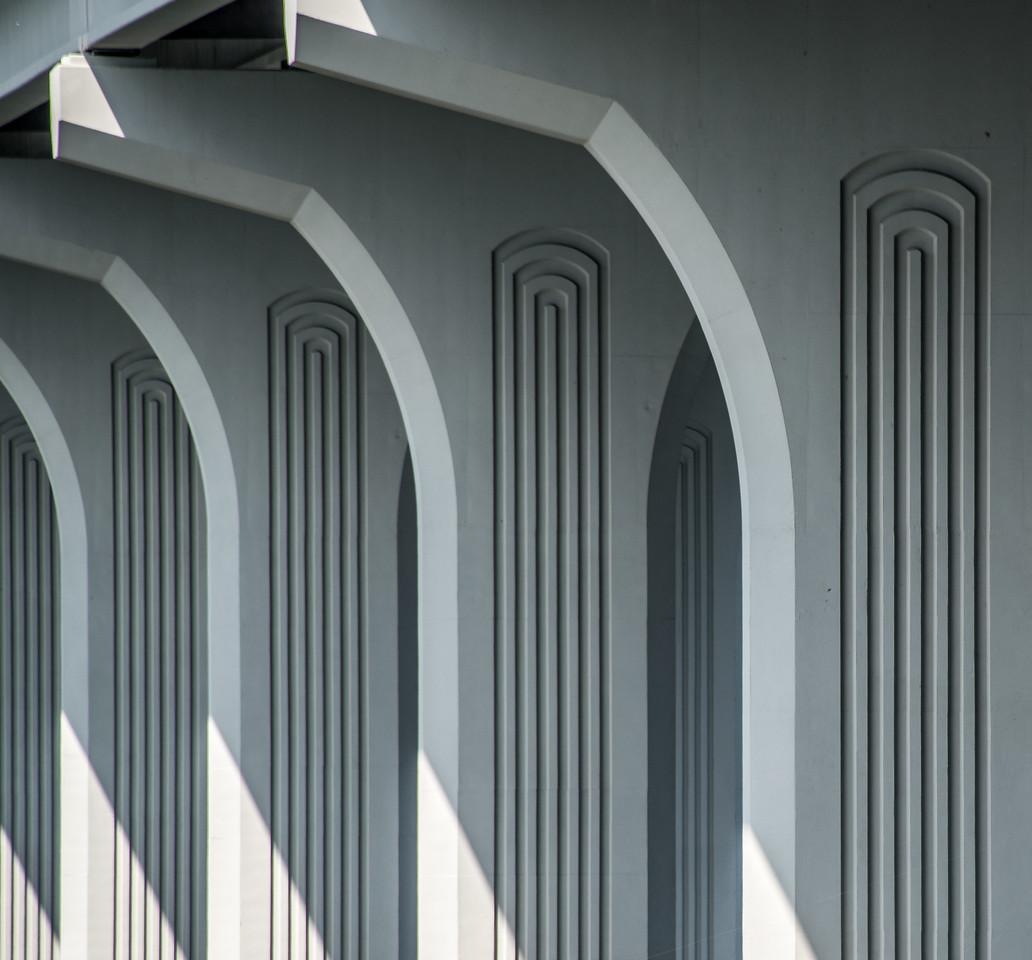 Location - The Merrill P Barber Bridge in Vero Beach